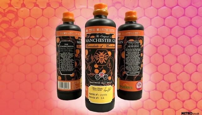 manchester marmalade gin