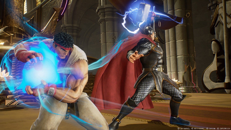 Marvel vs. Capcom: Infinite - a few too many familiar faces