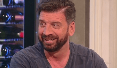 Nick Knowles explains his 'flexi-tarian' diet after Saturday Kitchen fans mock him over it