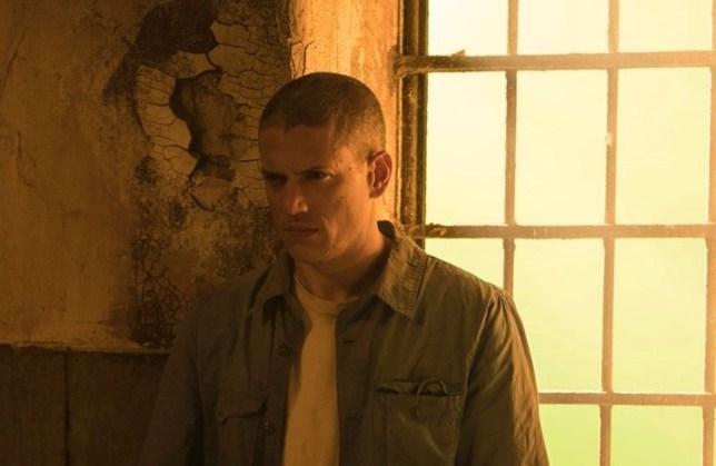 Prison Break dizisinin çok sevilen Michael Scofield karakteri