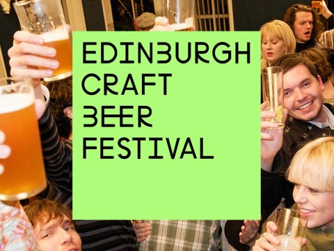Here's why you should be excited about Edinburgh Craft Beer Festival, Scotland's largest global beer gathering