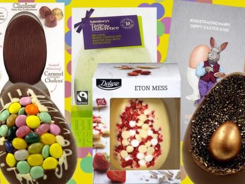 The best supermarket Easter Eggs including Asda, Tesco, Sainsbury's and Waitrose