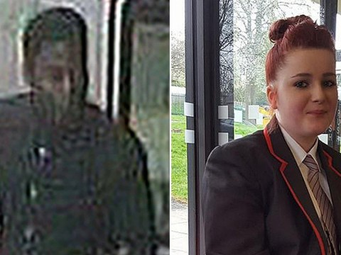 CCTV image of man released in connection with missing 14-year-old girl