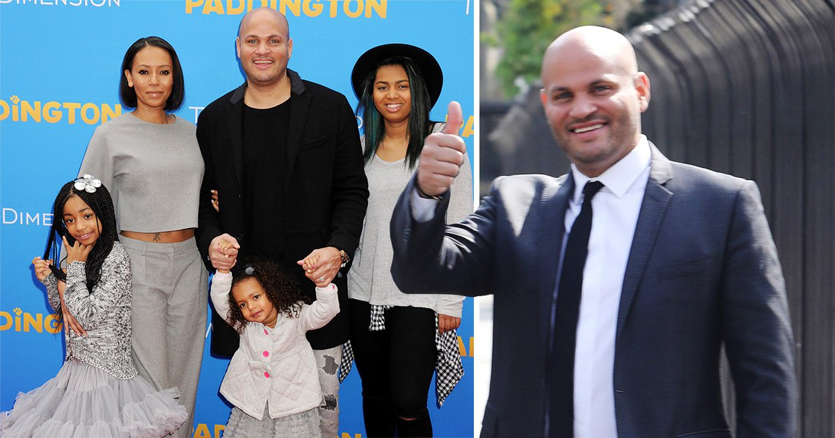 Stephen Belafonte flashes tattoo honouring stepdaughter Angel as he fights Mel B for visitation rights