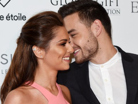 Cheryl jokes her son and Liam Payne 'have a deal' about pee as she breaks silence