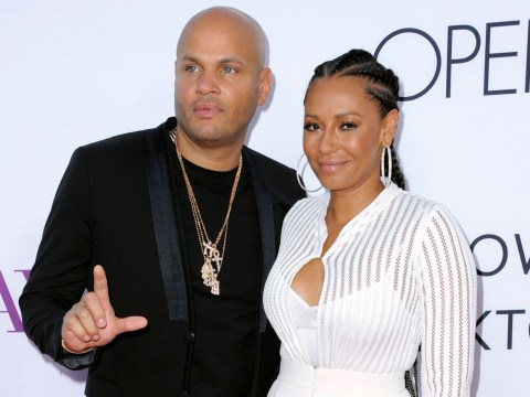 Stripper claims Mel B was 'the boss' during wild threesomes with her and Stephen Belafonte