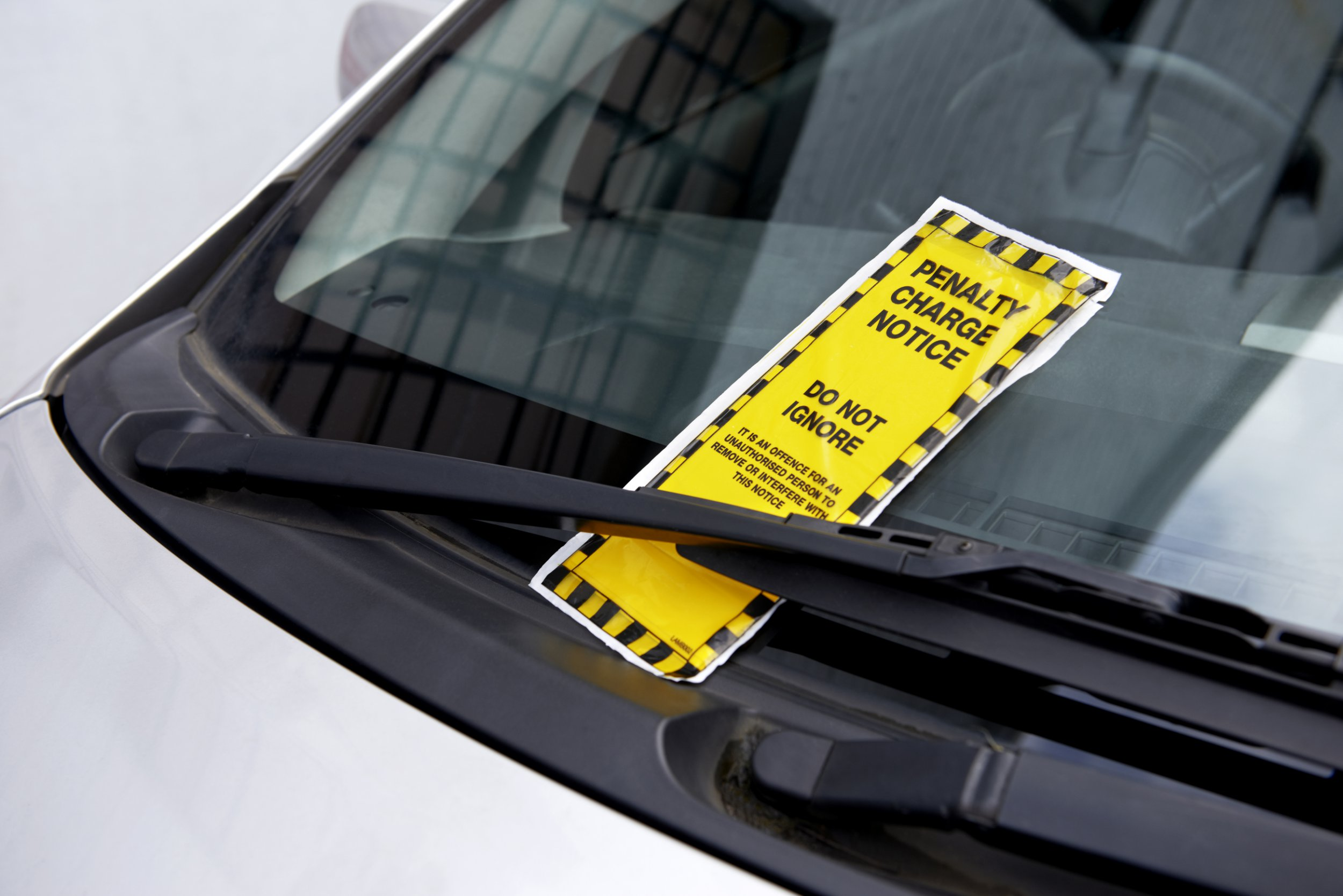 You're more likely to avoid parking fines if you live in these areas