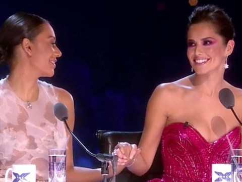 Mel B's 'touchy-feely' friendship with Cheryl on X Factor drove Stephen Belafonte ballastic because 'it didn't involve him'