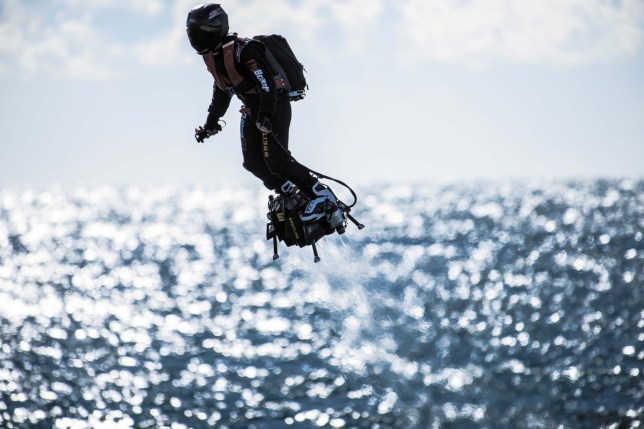 Water Hoverboard For Sale >> You Can Now Rent Hover Boards In The Uk That Fly Up To 10 000 Feet