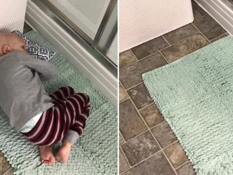 Son who lay next to shower to be near his mother dies of cancer