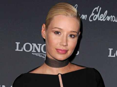 Iggy Azalea reveals friends and management staged an intervention for anger and mental health issues