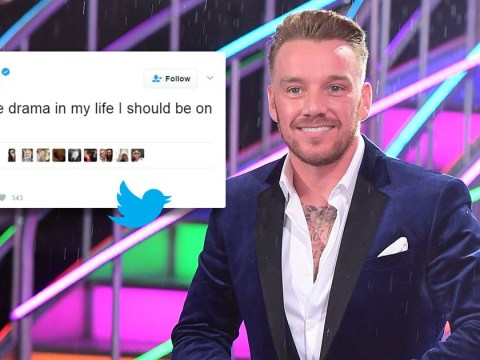 Jamie O'Hara thinks his life has so much 'drama' he would be perfect for a role on TOWIE