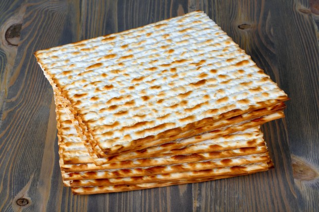 Why are Jewish people not allowed to eat bread on Passover