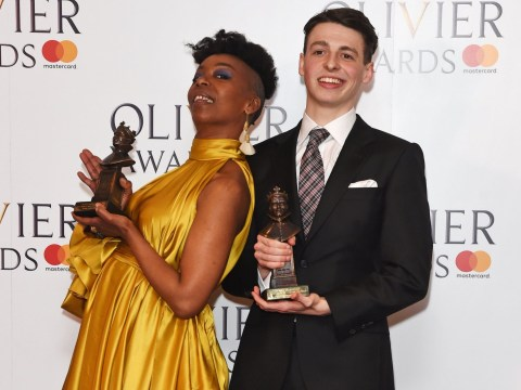 Here's the whole list of winners from the Olivier Awards after Harry Potter wins nine prizes
