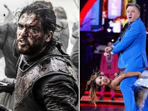 Game Of Thrones going up against Ed Balls in bizarre new BAFTA TV award