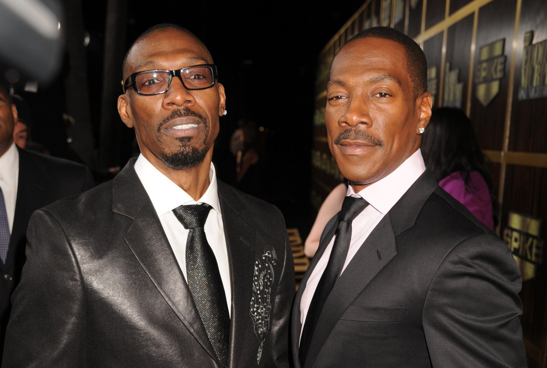 Eddie Murphy pays emotional tribute to his older brother Charlie following his tragic death from leukaemia