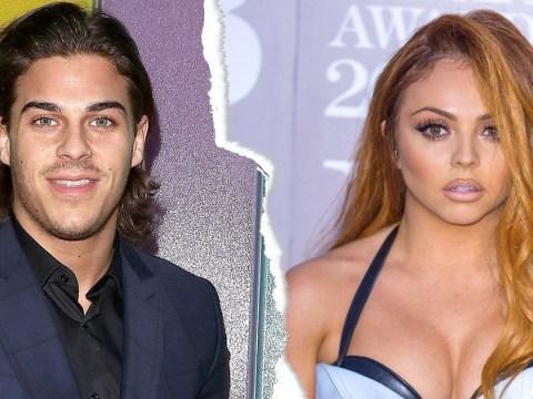 Jesy Nelson's ex-boyfriend Chris Clark says Little Mix fans are still leaving him death threats