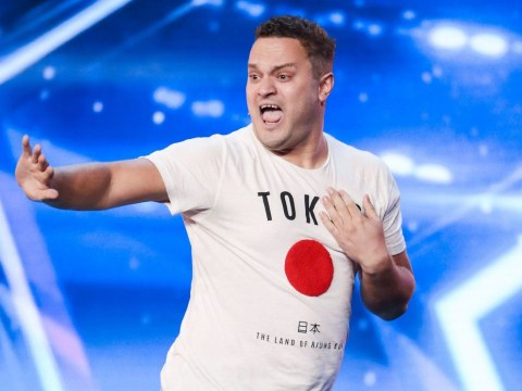 Britain's Got Talent 'copycat' comic Adam Keeler denies 'secret porn past' claims