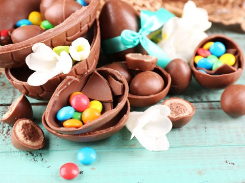 4 ways to donate your left over Easter chocolate