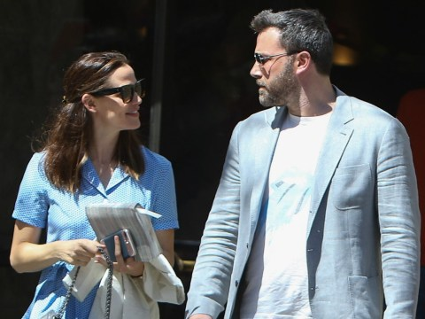 Ben Affleck 'dating new woman and moves out of family home amid Jennifer Garner divorce'