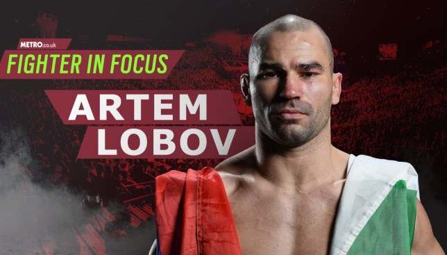 fighter in focus: artem lobov (Getty/ metro.co.uk)