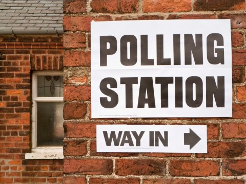 If you don't vote in the general election then you have no-one to blame but yourself
