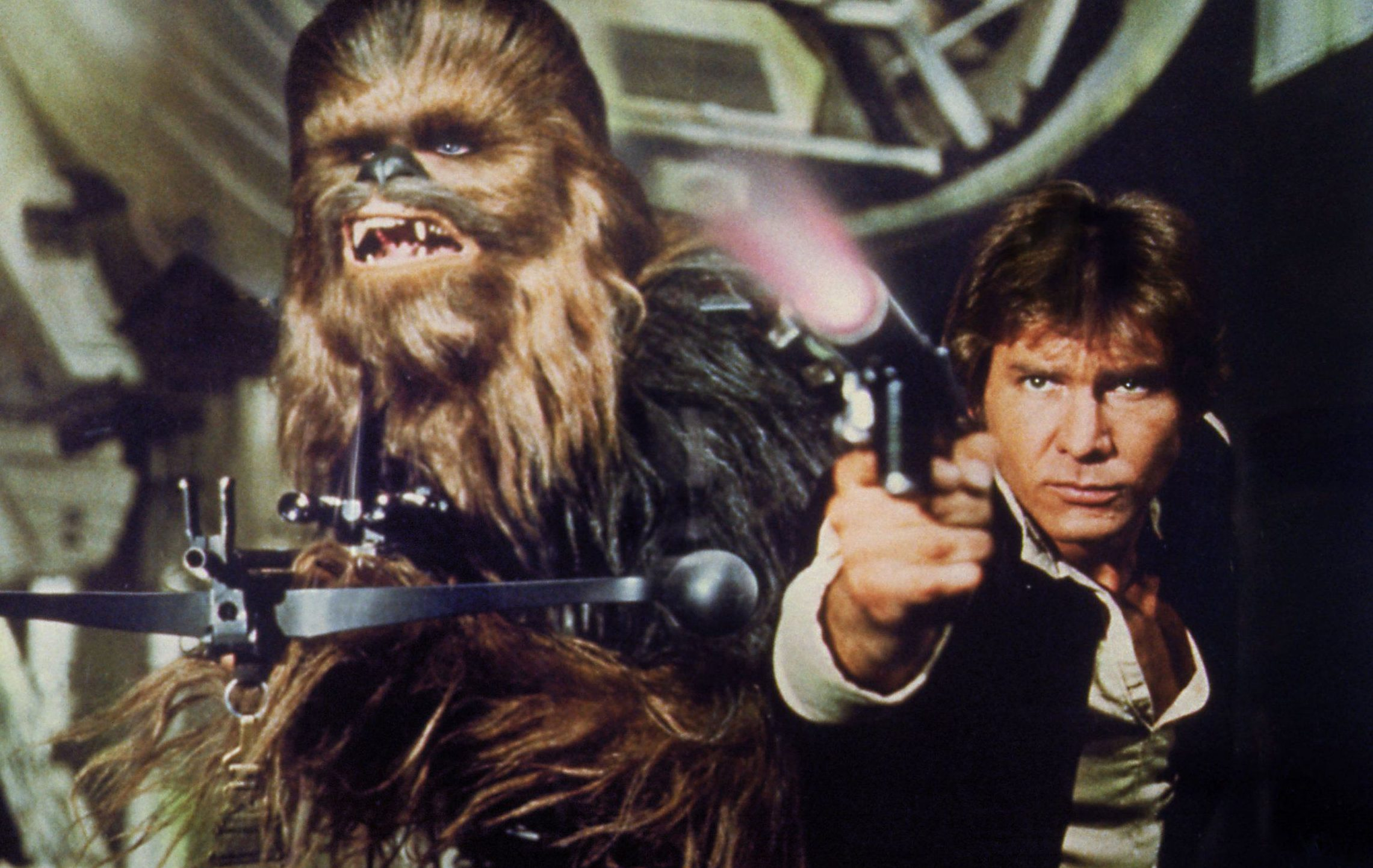 Ron Howard and Joe Johnston to replace Han Solo directors fired following 'creative differences with Star Wars screenwriter'
