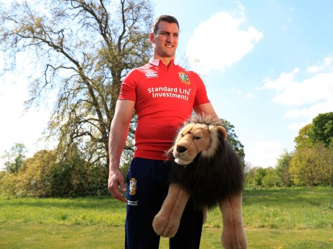 Sam Warburton reveals he found out about Lions captaincy in a supermarket car park