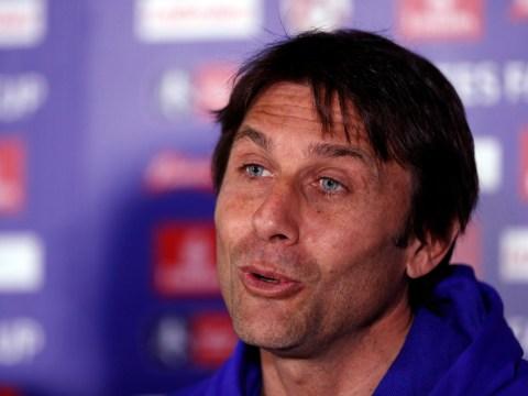 Antonio Conte insists Tottenham can't harm Chelsea's title chances if they win FA Cup semi-final