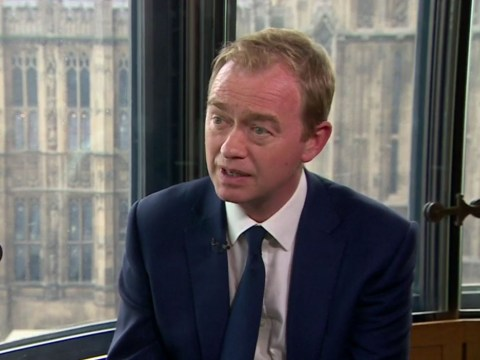 Tim Farron says he doesn't think gay sex is a sin after finally answering question
