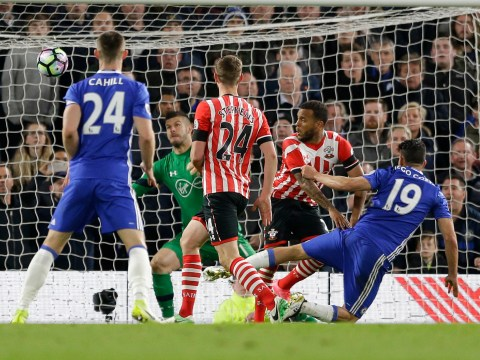 Chelsea fans thank 'agent' Ryan Bertrand for Diego Costa's goal against Southampton