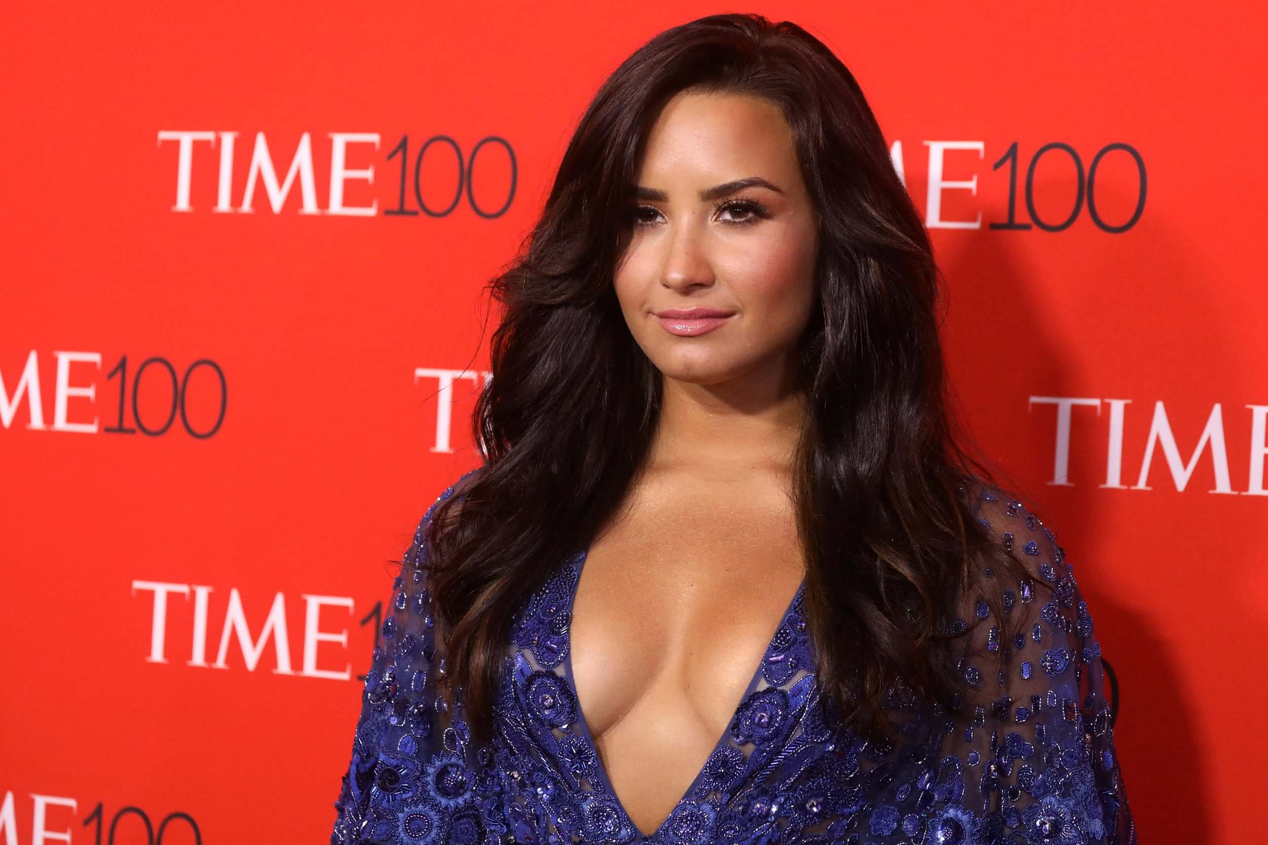 Demi Lovato 'awake and responsive' after 'suspected drug overdose'