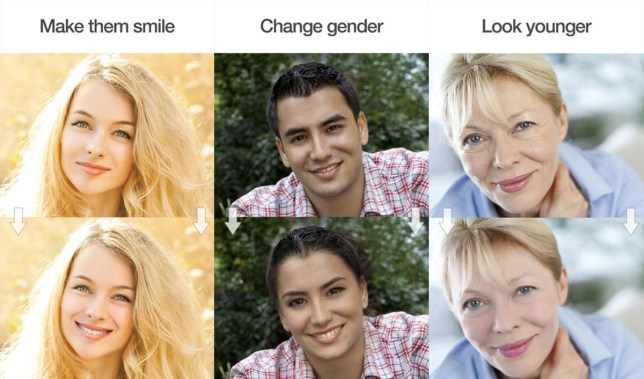 Face-changing app branded 'racist' for lightening skin on