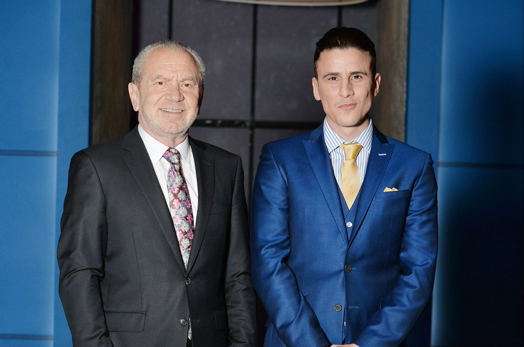 Lord Sugar parts ways with The Apprentice champion Joseph Valente less than two years after he won