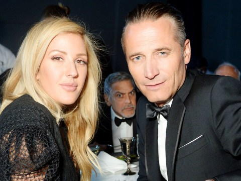 George Clooney photobombed Ellie Goulding and it's hilarious
