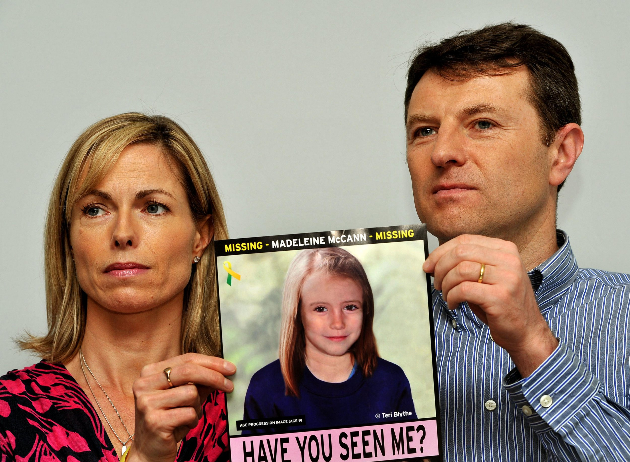 Gerry and Kate McCann have seen the 'best and worst of human nature' over last decade