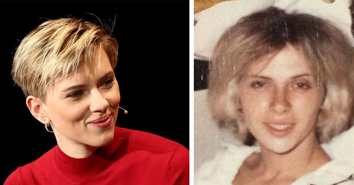 Scarlett Johansson discovers she has a 72-year-old doppelganger and invites her out for a drink