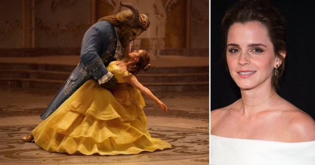 Emma Watson has come up with an idea for a Beauty And The Beast sequel (Picture: AP/Getty)
