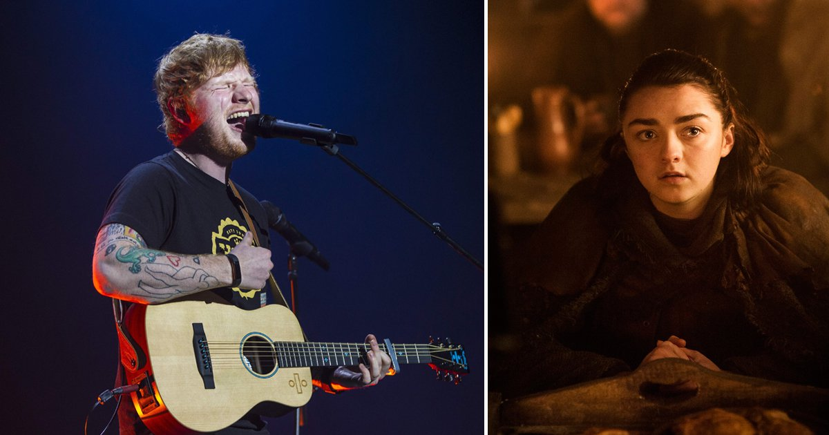 Ed Sheeran reveals details of his Game Of Thrones season 7 cameo and yes it involves singing