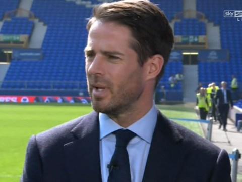Jamie Redknapp's reaction to Marouane Fellaini being Man Utd captain is priceless