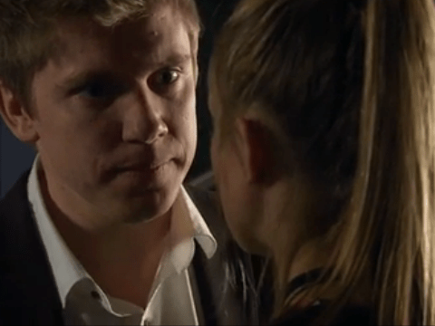 Emmerdale spoilers: Robert Sugden turns threatening as he warns Rebecca White to have an abortion – again