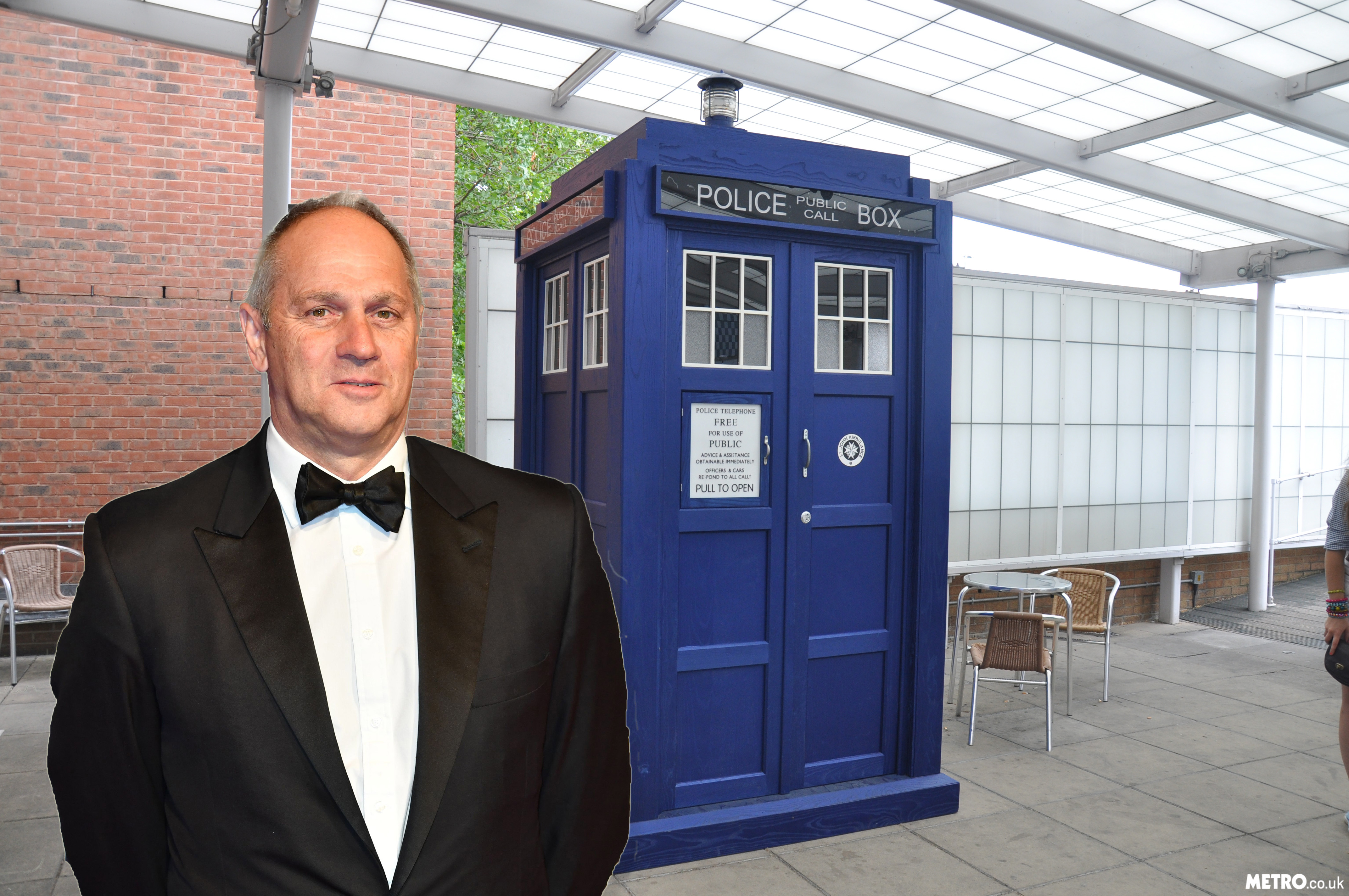 Sir Steve Redgrave may be swapping sport for space with a part in Doctor Who