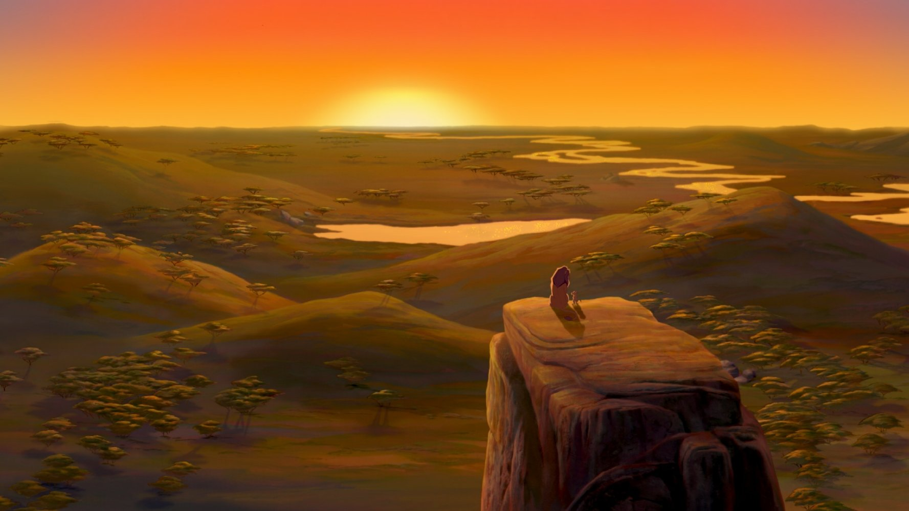 The Lion King is perfect and should NEVER be remade under any circumstances