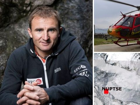 Climber known as 'the Swiss Machine' dies on Everest mission