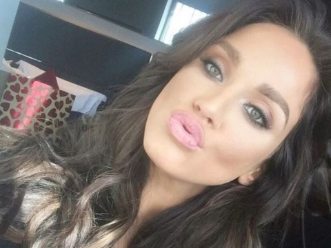 Vicky Pattison's fighting talk as she spills on losing weight: 'I'm a real woman'