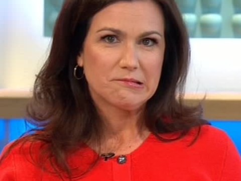 Watch as Good Morning Britain's Susanna Reid reveals she almost pursued an acting career
