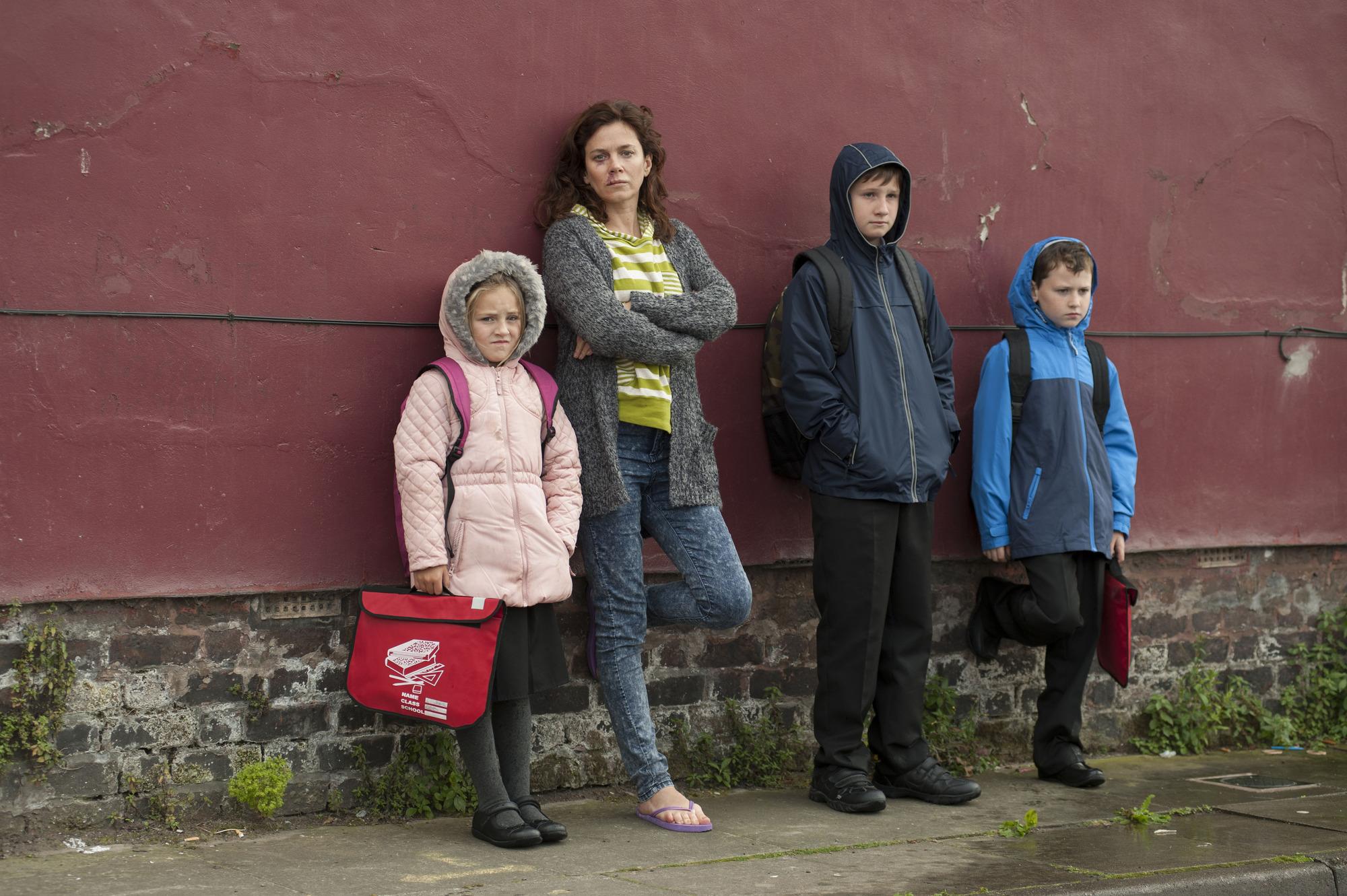 Anna Friel's BBC drama Broken has been postponed after Manchester terror attack