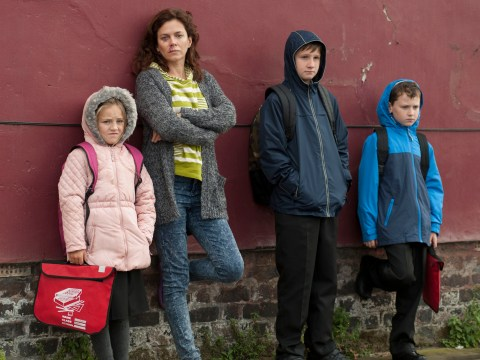 Anna Friel's BBC drama Broken has been postponed after Manchester terror attack