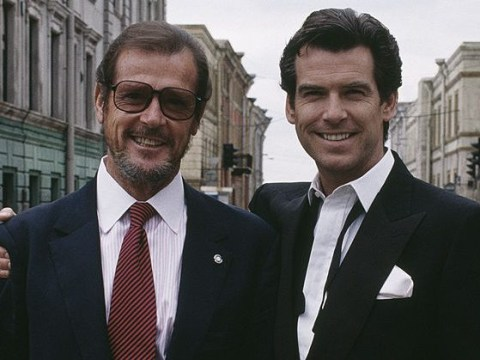 Pierce Brosnan pays tribute to Sir Roger Moore: 'You were a magnificent James Bond'