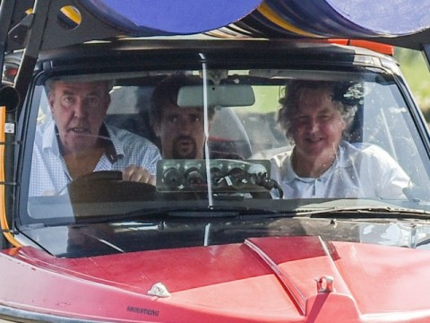 Grand Tour: 'Proud Yorkshireman' Jeremy Clarkson leaves residents outraged by closure of entire village for filming
